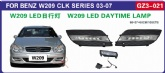DRLS for BENZ W209 CLK Series 03-07